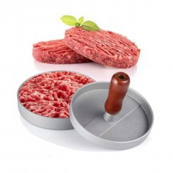 Vekr hamburger prés