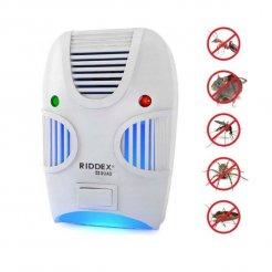 RIDDEX QUAD Elektromagnetický odpudzovač hmyzu a hlodavcov