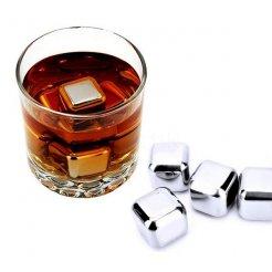 Jégkövek italokba 4 db