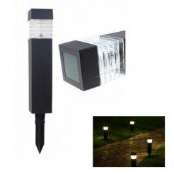 Zahradní solární lampa APT P148 voděodolná