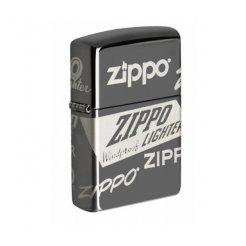 Zippo öngyújtó 25529 Zippo Logo Design