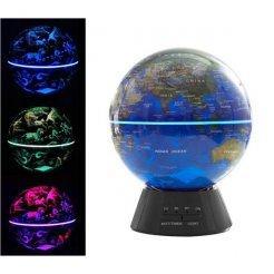 CARRUZZO Ultrazvukový aroma RGB difuzér Globus