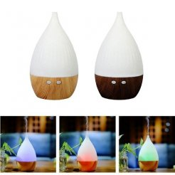 Ultrahangos aroma diffúzor RGB LED alávilágítással 160 ml