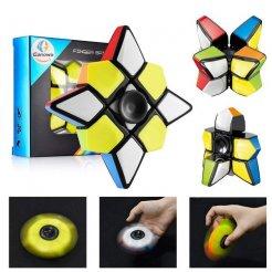 Fidget Spinner Cube kostka 7 x 7 x 3 cm