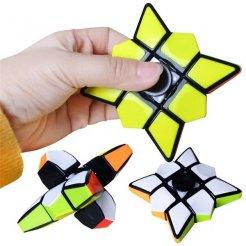 Fidget Spinner Cube kocka 6 x 6 x 2 cm