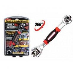 Univerzálny kľúč - 48-v-1 Tiger Wrench