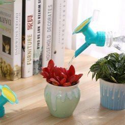 Segítőeszköz a virágok öntözéséhez