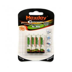 Maxday újratölthető elem R3 AAA 2700 mAh 4db