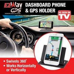EZ-Way univerzális okostelefon vagy GPS tartó