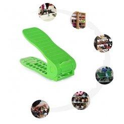 Cipőszervező zöld