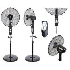 Álló ventilátor időzítővel és távirányítóval