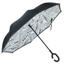 Obrátený dáždnik Tisk