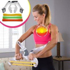 Fitness gép a karokra