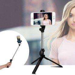 Selfie bot távirányítóval és állvánnyal