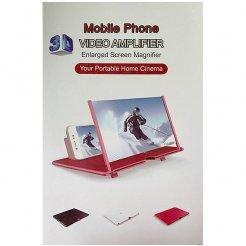 Összecsukható 3D-s telefonállvány Opti-Screen nagyítóval