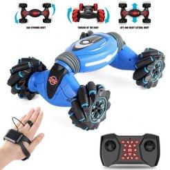 Játékautó joystick vagy kéz irányítással
