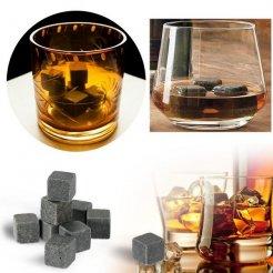 Ľadové kamene do nápojov 9 ks
