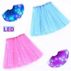 LED világító szoknya Princess