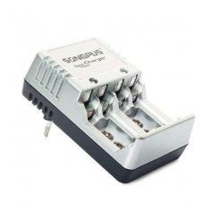 Nabíječka baterií AA, AAA, 9V