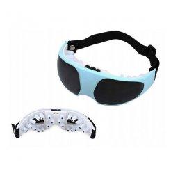 Vibračné okuliare na oči a tvárové svaly