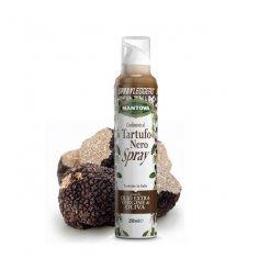 Sprayleggero Extra panenský olivový olej v spreji Černý lanýž 100 ml