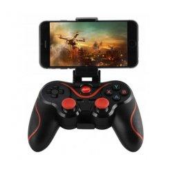 Vezeték nélküli játékvezérlő (gamepad) X3, telefonhoz, PC-re, tablet-ra, VR