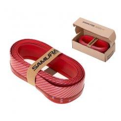 Védőszalag a lökhárító kiterjesztéséhez 5d piros, 2,5 m