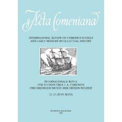 Acta Comeniana 22-23