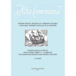 Acta Comeniana 25
