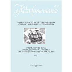 Acta Comeniana 26