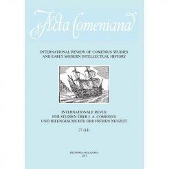 Acta Comeniana 27