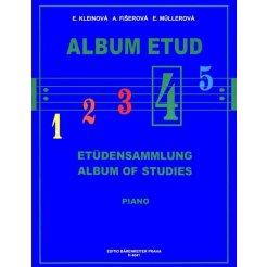 Album etud IV