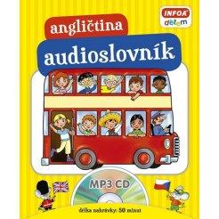 Audiokniha - Angličtina - audioslovník + MP3 CD