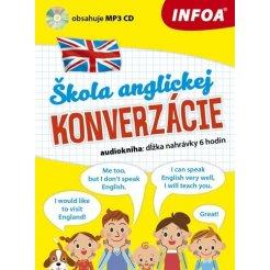 Audiokniha - Škola anglickej konverzácie + MP3 CD (SK vydanie)
