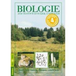 Biologie - 2050 testových otázek a odpovědí, 4. vydání
