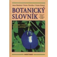 Botanický slovník
