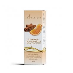 Aromatique illatos olaj 12ml Eco Natural CINNAMON a ORANGE