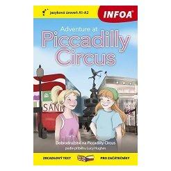 Četba pro začátečníky - Adventure at Piccadilly Circus (A1 - A2)