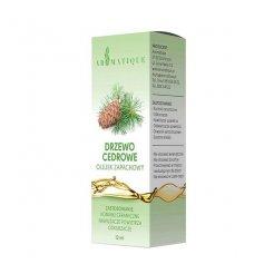 Aromatique illatos olaj 12ml Eco Natural CEDARWOOD
