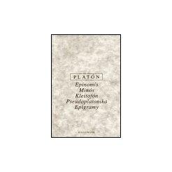 Epinomis, Minós, Pseudoplatonika, Epigramy
