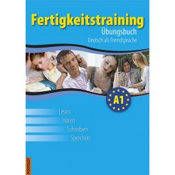 Fertigkeitstraining A1 – cvičebnice se 2 CD