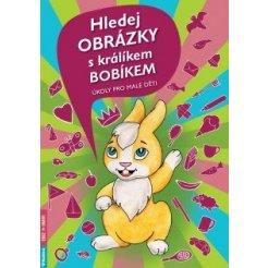 Hledej obrázky s králíkem Bobíkem