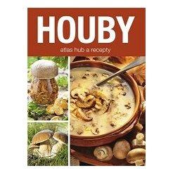 Houby - atlas hub a recepty
