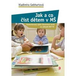 Jak a co číst dětem v MŠ