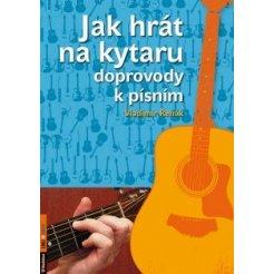 Jak hrát na kytaru doprovody k písním