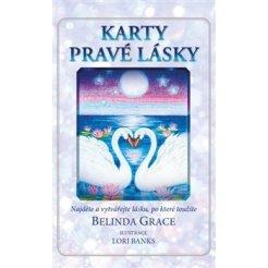 Karty pravé lásky - Najděte a vytvářejte lásku, po které toužíte kniha+36 karet