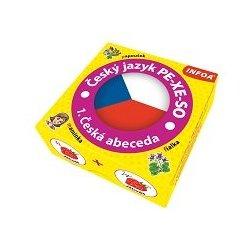 Krabicová hra - Čeština PE-XE-SO - Česká abeceda