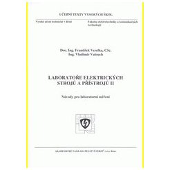 Laboratoře elektrických strojů a přístrojů II