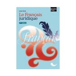 Le Français juridique 2e édition