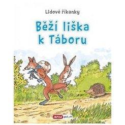 Lidové říkanky - Běží liška k Táboru